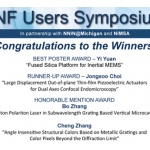 LNF Users Symposium Poster Winners Banner Featured