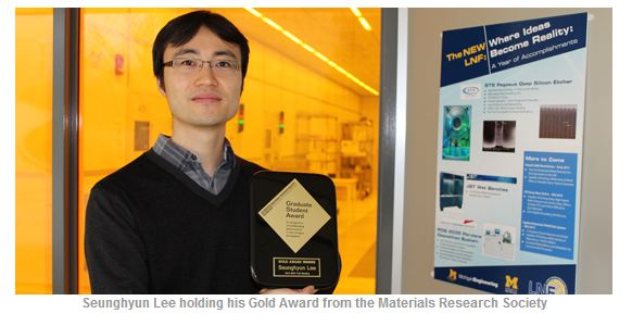Seunghyun Lee takes the gold for all-graphene flexible and transparent circuit