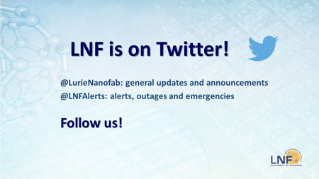 LNF is on Twitter