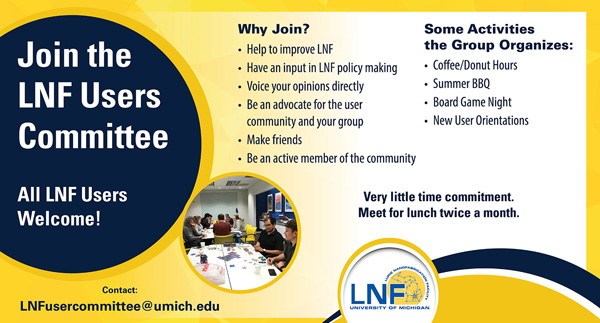 2018-09 Join the User Committee
